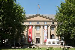 Museum of European Cultures in Dahlem, Berlin, Germany