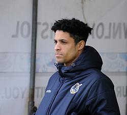 Daniel Leadbitter of Bristol Rovers - Mandatory by-line: Neil Brookman/JMP - 01/01/2018 - FOOTBALL - Memorial Stadium - Bristol, England - Bristol Rovers v Portsmouth - Sky Bet League One