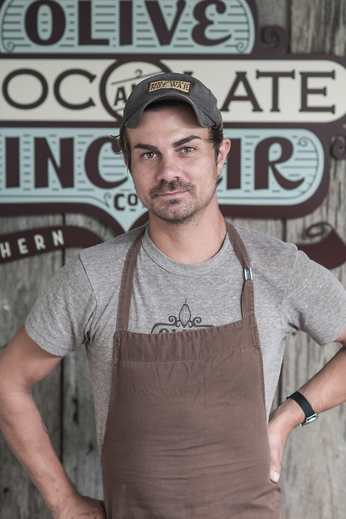 Scott Witherow of Olive & Sinclair Chocolate