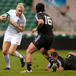 England Women v New Zealand Ferns | Twickenham | 26 November 2011