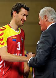 17-02-2013 VOLLEYBAL: CUP FINAL FIRMX ORION - DRAISMA DYNAMO: ZWOLLE<br /> Orion van de beker door Dynamo met 3-0 te verslaan / Joost Joosten<br /> &copy;2013-WWW.FOTOHOOGENDOORN.NL