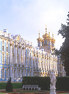 The Catherine Palace and garden<br /> Pushkin, Russia near St. Petersburg<br /> c. Ellen Rooney