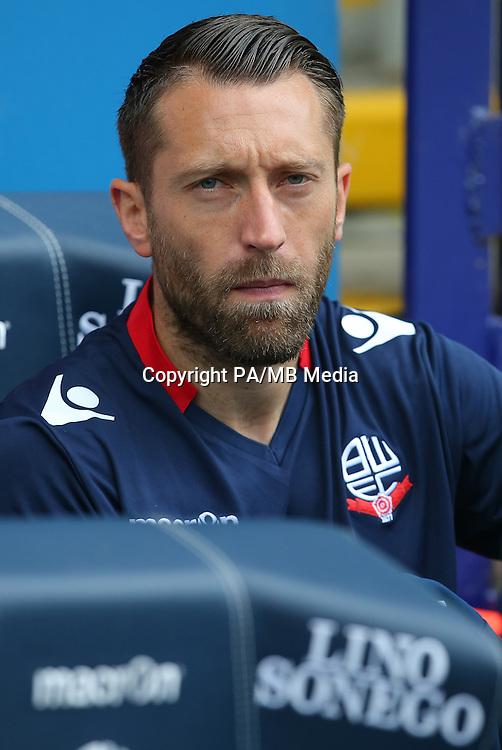 Bolton Wanderers' Stephen Dobbie