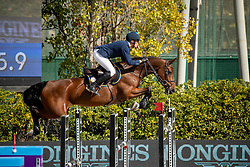 Von Eckermann Henrik, SWE, Mary Lou 194<br /> FEI Jumping Nations Cup Final<br /> Barcelona 2019<br /> © Hippo Foto - Dirk Caremans<br />  03/10/2019