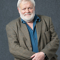 EDINBURGH, SCOTLAND - AUGUST11. Poet Michael Longley poses during a portrait session held at Edinburgh Book Festival on August 11, 2007  in Edinburgh, Scotland. HOW TO BUY THIS PICTURE: please contact us via e-mail at sales@xianpix.com or call our offices in Milan at (+39) 02 400 47313 or London   +44 (0)207 1939846 for prices and terms of copyright.