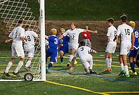 NHIAA Division III semi final soccer Gilford v Hopkinton.  Karen Bobotas for the Laconia Daily Sun