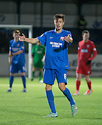 Jesse Curran- Montrose v Queens Park - SPFL Division 2 at Links Park<br /> <br />  - © David Young - www.davidyoungphoto.co.uk - email: davidyoungphoto@gmail.com