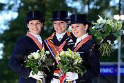 Danielle van Mierlo - Angela Krooswijk - Michelle van Lanen<br /> Nederlands Kampioenschap 2010<br /> © DigiShots