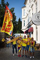 Tim Gajser fans before sprejem Tima Gajsreja, on Avgust 27, 2019 in Maribor, Slovenia. Photo by Blaž Weindorfer / Sportida