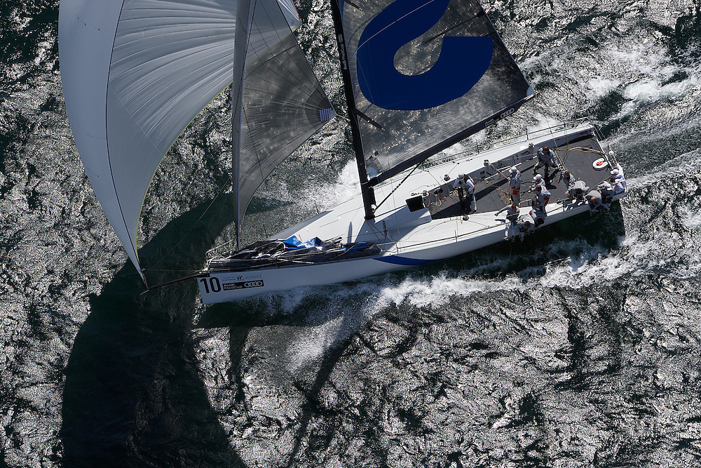 PORTUGAL, Cascais, AUDI MedCup, 13th May 2010,  Portugal Trophy, TP52 Synergy.