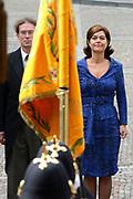 De Voorzitter van de Tweede Kamer der Staten-Generaal ,  Anouchka van Miltenburg