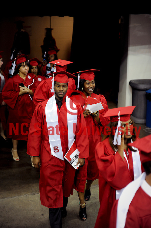 Graduation 2010 at the RBC Center