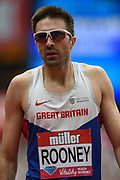 Martyn Rooney of Great Britain during the Muller Anniversary Games at the London Stadium, London, England on 9 July 2017. Photo by Martin Cole.