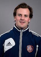 UTRECHT - Manager Thomas Boerma, Nederlands team hockey Jongens A. FOTO KOEN SUYK