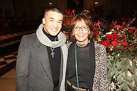 LONDON - December 17:<br /> <br /> Nordoff Robbins Christmas Carol Concert.<br /> 17, 12, 2013.<br /> St Luke's, London, United Kingdom<br /> (Photo  John Marshall/JM Enternational)