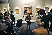 Nederland, Maastricht, 18-3-2011European Art Fair in het MECC. Dit is de grootste kunstbeurs in Europa en ter wereld.Schilderijen van Pierre Auguste Renoir bij Hammer GaleriesFoto: Flip Franssen/Hollandse Hoogte