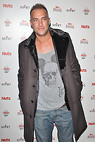 LONDON - December 06: Calum Best at the Soviet Nuts Awards Party (Photo by Brett D. Cove)
