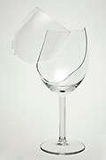 broken wineglass