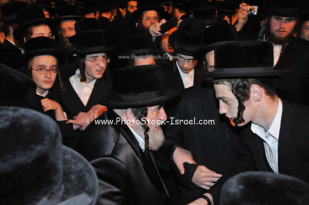 Moshe Yehoshua Hager 5th Rebbe of Vizhnitz, Bnei Brak. (1916-2012)