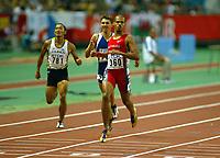 Athletics, 26. august 2003, VM Paris, World Championship in Athletics,  Felix Sanchez, 400 metres hurdles