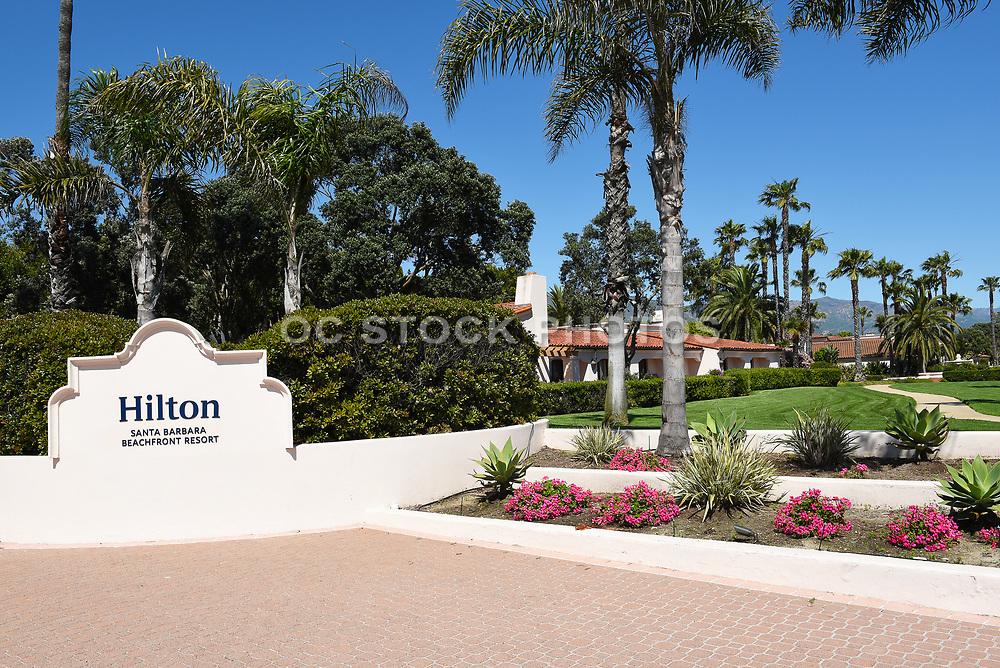 Hilton Santa Barbara Beachfront Resort Monument