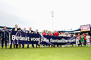 Onderwerp/Subject: Willem II - Eredivisie<br /> Reklame:  <br /> Club/Team/Country: <br /> Seizoen/Season: 2012/2013<br /> FOTO/PHOTO: F.L.T.R: Niek VOSSEBELT of Willem II and Danny GUIJT of Willem II and Aurelien JOACHIM of Willem II and Jens PODEVIJN of Willem II and Tim CORNELISSE of Willem II and Nicky HOFS ( Nick HOFS ) of Willem II and Coach Jurgen STREPPEL of Willem II and Genaro SNIJDERS of Willem II and Ricardo IPPEL of Willem II and Simon VAN ZEELST of Willem II and Virgil MISIDJAN of Willem II and Goalkeeper David MEUL of Willem II and Jordens PETERS of Willem II thanking supporters after the match. (Photo by PICS UNITED)<br /> <br /> Trefwoorden/Keywords: <br /> #02 #18 $94 &plusmn;1355244121349<br /> Photo- &amp; Copyrights &copy; PICS UNITED <br /> P.O. Box 7164 - 5605 BE  EINDHOVEN (THE NETHERLANDS) <br /> Phone +31 (0)40 296 28 00 <br /> Fax +31 (0) 40 248 47 43 <br /> http://www.pics-united.com <br /> e-mail : sales@pics-united.com (If you would like to raise any issues regarding any aspects of products / service of PICS UNITED) or <br /> e-mail : sales@pics-united.com   <br /> <br /> ATTENTIE: <br /> Publicatie ook bij aanbieding door derden is slechts toegestaan na verkregen toestemming van Pics United. <br /> VOLLEDIGE NAAMSVERMELDING IS VERPLICHT! (&copy; PICS UNITED/Naam Fotograaf, zie veld 4 van de bestandsinfo 'credits') <br /> ATTENTION:  <br /> &copy; Pics United. Reproduction/publication of this photo by any parties is only permitted after authorisation is sought and obtained from  PICS UNITED- THE NETHERLANDS