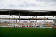 Sixfields Stadium during the Sky Bet League 2 match between Northampton Town and Portsmouth at Sixfields Stadium, Northampton, England on 19 December 2015. Photo by Dennis Goodwin.