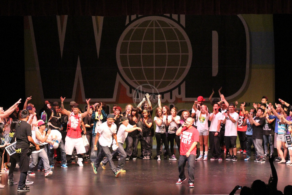 World of Dance Seattle 2010 at Auburn Performing Arts Center