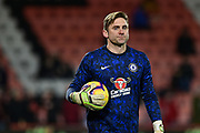 Chelsea Goalkeeper, Robert Green (31) during the Premier League match between Bournemouth and Chelsea at the Vitality Stadium, Bournemouth, England on 30 January 2019.
