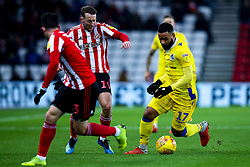 Alex Jakubiak of Bristol Rovers takes on Aidan McGeady of Sunderland - Mandatory by-line: Robbie Stephenson/JMP - 15/12/2018 - FOOTBALL - Stadium of Light - Sunderland, England - Sunderland v Bristol Rovers - Sky Bet League One