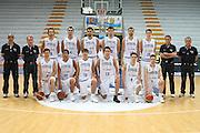 DESCRIZIONE : Roseto degli Abruzzi Torneo Bandiera Blu Italia Iran<br /> GIOCATORE : Team Italia<br /> SQUADRA : Nazionale Italia Uomini <br /> EVENTO : Torneo Internazionale Bandiera Blu di Roseto degli Abruzzi<br /> GARA : Italia Iran<br /> DATA : 31/05/2008 <br /> CATEGORIA : <br /> SPORT : Pallacanestro <br /> AUTORE : Agenzia Ciamillo-Castoria/E.Castoria<br /> Galleria : Fip Nazionali 2008<br /> Fotonotizia : Roseto degli Abruzzi Torneo Bandiera Blu Italia Iran<br /> Predefinita :
