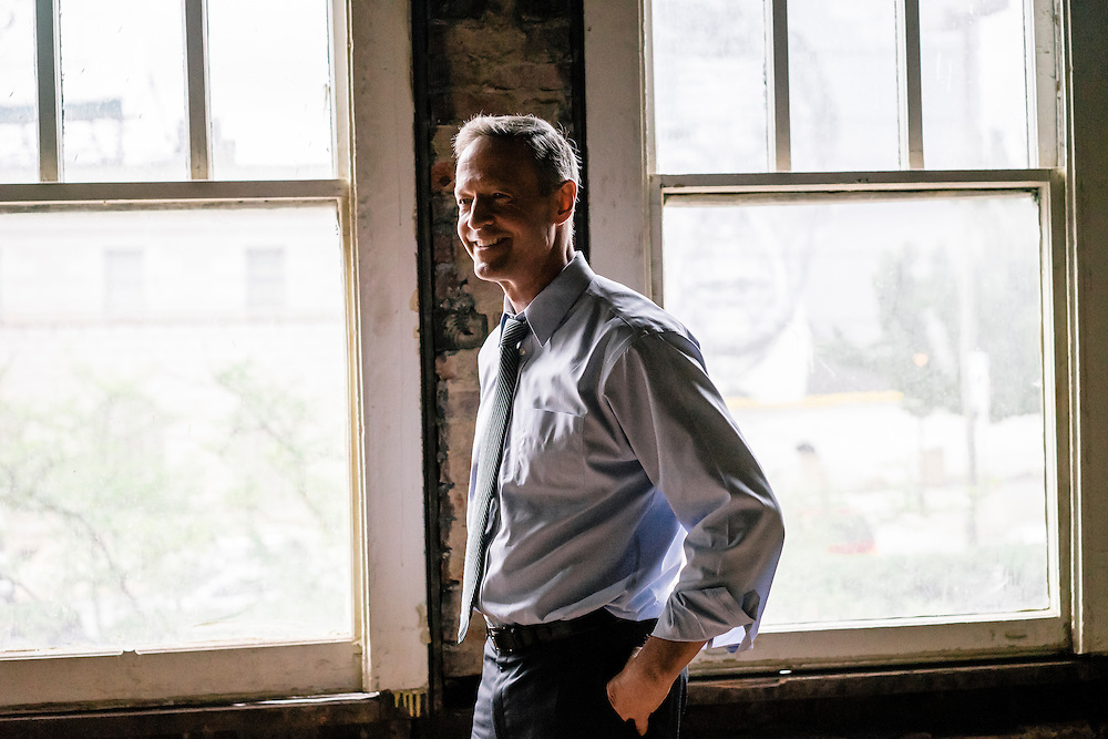 Former Maryland Governor Martin O'Malley is considering a run for President of the United States.