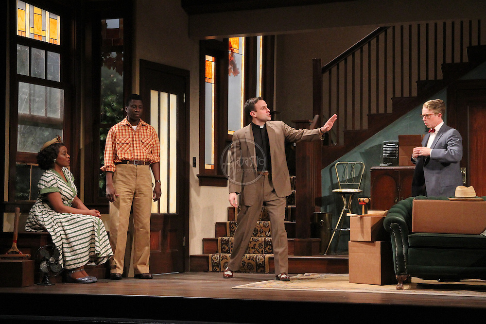 Seattle Repertory Theatre's production of Clybourne Park.