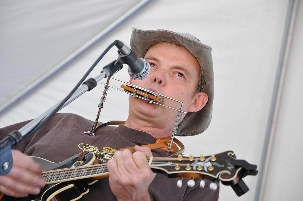 Uncommon Folk concert at 2013 Tucson Folk Festival.