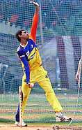 CLT20 - Chennai Superkings Nets 30 Sept