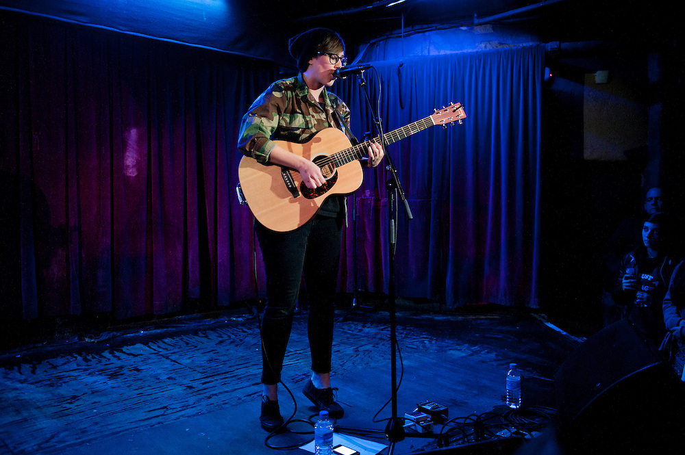 Allison Weiss, live at The Borderline, London on 24/01/15
