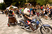 3°Motoincontro dei Montesuana-Bikers a Villagrande strisaili