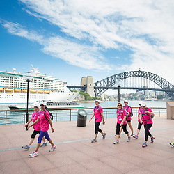Sydney Weekend to End Women's Cancer 2013