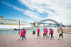 Day 1 Highlights - Sydney Weekend to End Women's Cancer 2013