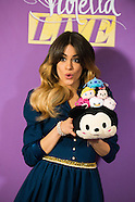 "Martina Stoessel as ""Violetta"" during the tour ""Violetta Live Tour 2015"""