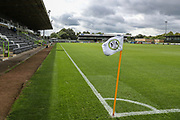 The New Lawn, home of Forest Green Rovers during the EFL Sky Bet League 2 match between Forest Green Rovers and Port Vale at the New Lawn, Forest Green, United Kingdom on 8 September 2018.
