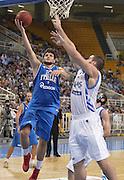 ATENE 29/08/2013<br /> AKROPOLIS CUP  ITALIA-GRECIA<br /> NELLA FOTO ALESSANDRO GENTILE<br /> FOTO CIAMILLO
