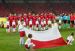 March 27, 2018 - Chorzow, Poland - Poland national football team  during the international friendly soccer match between Poland and South Korea national football teams, at the Silesian Stadium in Chorzow, Poland on 27 March 2018. (Credit Image: © Foto Olimpik/NurPhoto via ZUMA Press)
