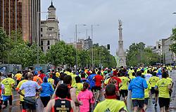 26-04-2015 ESP: We Run 2 Change Diabetes NY 2015, Madrid<br /> We run to change diabetes, training op de halve marathon van Madrid met de groep hardlopers van Novo Nordisk Spanje die op 1 november 2015 hun grenzen gaan verleggen in de marathon van New York /