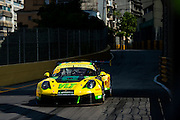 October 16-20, 2016: Macau Grand Prix. 99 Darryl O'YOUNG, Craft Bamboo Racing, Porsche 911 GT3R