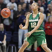 STORRS, CONNECTICUT- NOVEMBER 17: Alexis Prince #12 of the Baylor Bears in action during the UConn Huskies Vs Baylor Bears NCAA Women's Basketball game at Gampel Pavilion, on November 17th, 2016 in Storrs, Connecticut. (Photo by Tim Clayton/Corbis via Getty Images)