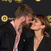 NLD/Amsterdam/20191009 - Uitreiking Gouden Televizier Ring Gala 2019, Tim Hofman en partner Lize Korpershoek