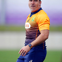 TOKYO, JAPAN - OCTOBER 15: Schalk Brits during the South African national rugby team training session at Fuchu Asahi Football Park on October 15, 2019 in Tokyo, Japan. (Photo by Steve Haag/Gallo Images)