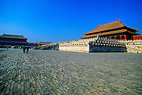 Hall of Supreme Harmony (Taihedian), The Imperial Palace, The Forbidden City, Beijing, China