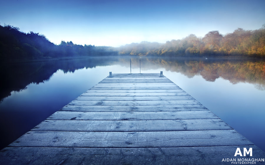 Autumn Jetty<br />